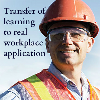 Transfer Of Learning To The Workplace