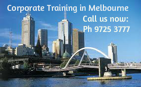 CorporateTrainingMelbourne