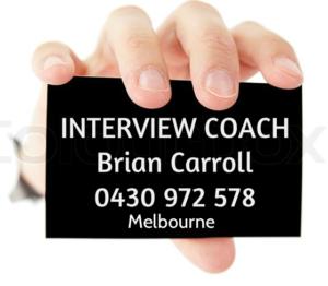 interview coach Melbourne